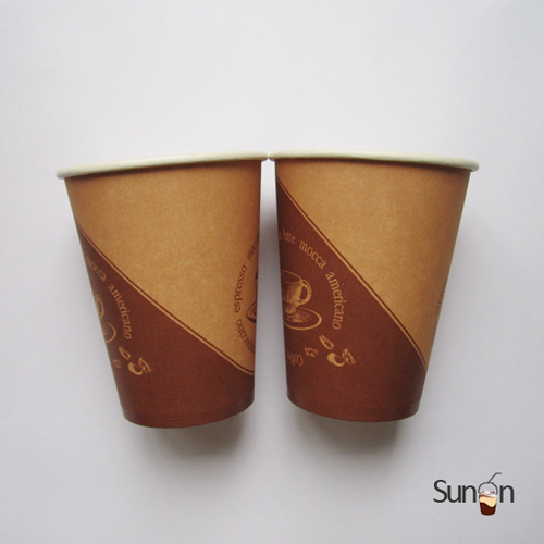 7 oz coffee paper cups