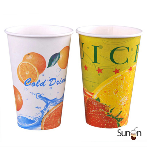 9 oz cold paper cups